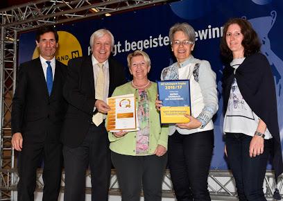 Schulsportgütesiegel in GOLD für die EMS Grünbach