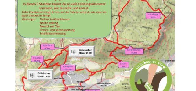 Sieg für die EMS Grünbach beim Grünbacher Wadl